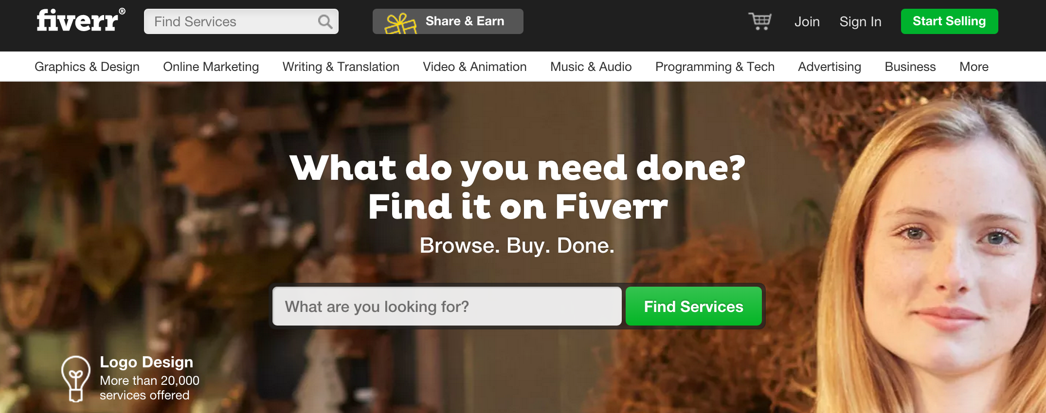 Using Fiverr for Internet Marketing