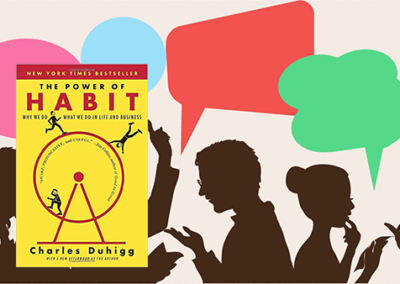 Share Your Own Thoughts About The Power Of Habit
